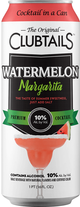 Clubtails Watermelon Margarita