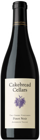 Cakebread Two Creeks Pinot Noir 2018