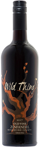 Carol Shelton Wild Thing Old Vine Zinfandel 2017