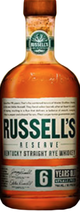 Wild Turkey Russell's Reserve Kentucky Straight Rye 6 year old
