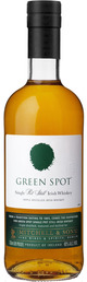 Spot Whiskeys Green Spot Single Pot Still Irish Whiskey