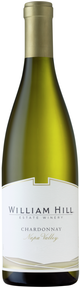 William Hill Napa Valley Chardonnay 2018
