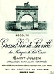 Chateau Leoville Las Cases Saint Julien 1982