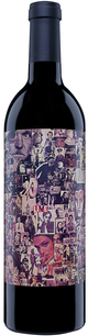 Orin Swift Abstract Red 2019