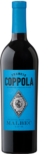 Francis Ford Coppola Diamond Series Celestial Blue Label Malbec 2018