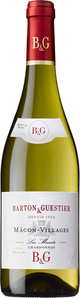 Barton & Guestier Macon Villages Saint Louis Chardonnay 2016