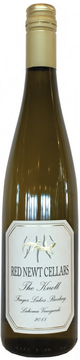 Red Newt Cellars The Knoll Lahoma Riesling 2015