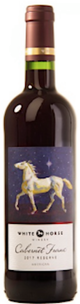 White Horse Winery Cabernet Franc Reserve 2017