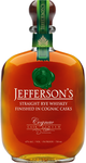 Jefferson's Straight Rye Whiskey Finished in Cognac Casks