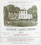Chateau Saint Pierre Saint Julien 2001